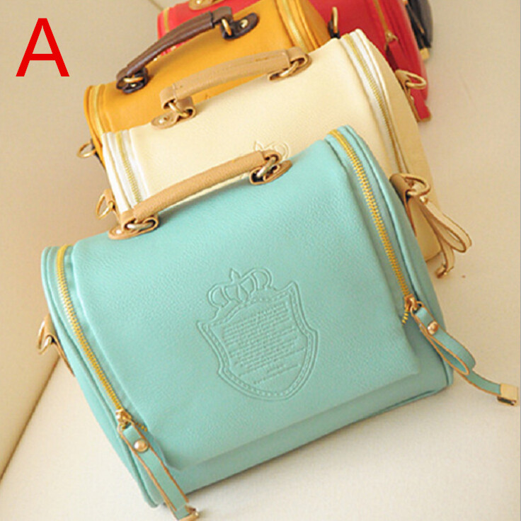 2015 in Europe and the female bag handbag 6 color restoring ancient ways