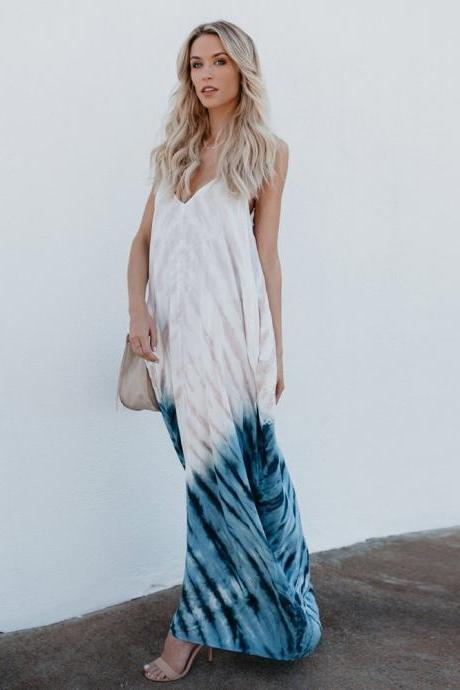 Beautiful Boho Summer Long Dress