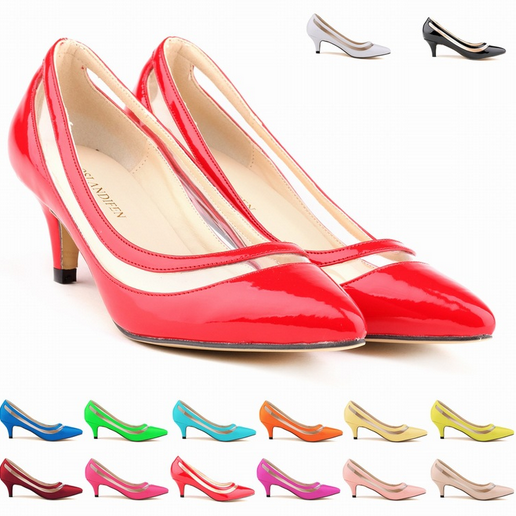 Pointed Shoes Classic With Thin Heels Shallow Mouth Women's Shoes Shoes